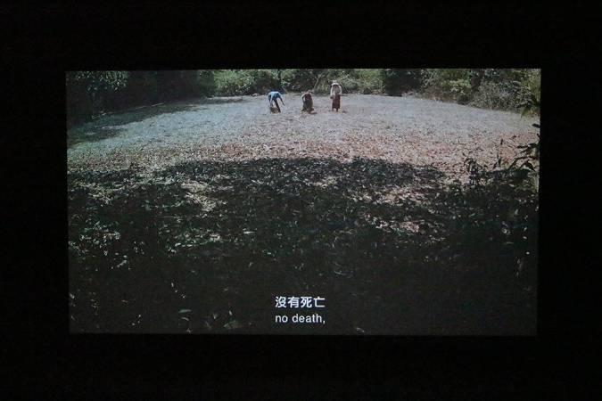 萬迪拉塔那《獨白》。圖/非池中藝術網攝。