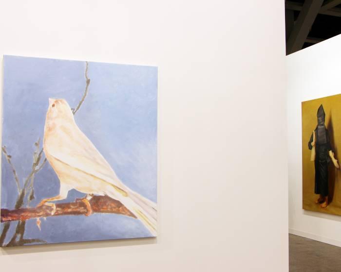 香港巴塞爾歐美篇  國際畫廊的亞洲探索