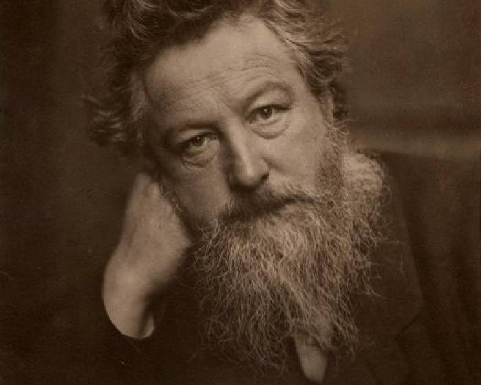 03月24日 William Morris 生日快樂!