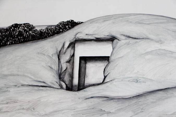 莊克柔《沒有單純的風景》。圖/非池中藝術網攝。