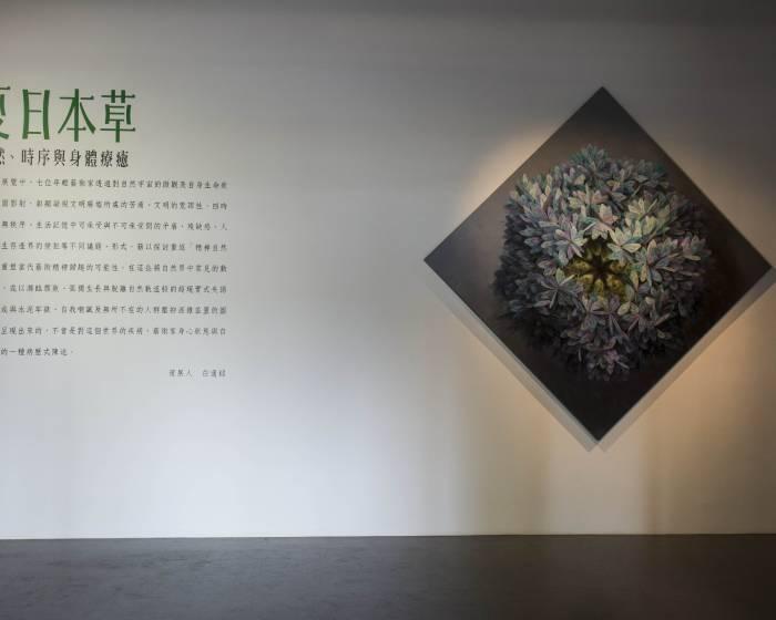 名山藝術【夏日本草】花草蟲魚的微觀世界