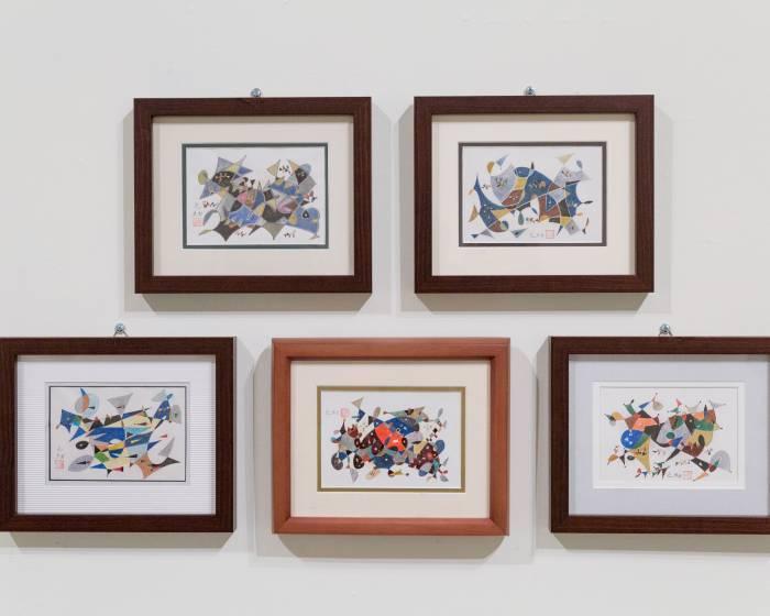 國立臺灣美術館【明日之風】林之助百歲紀念展