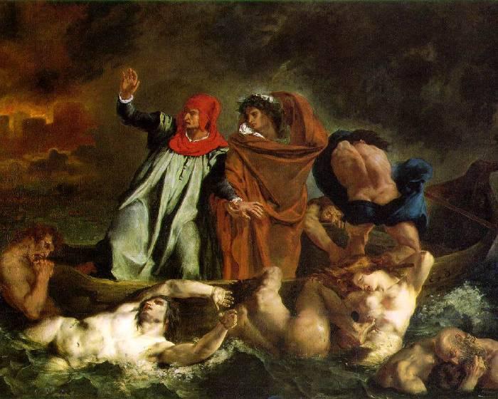 04月26日 Eugène Delacroix 生日快樂!