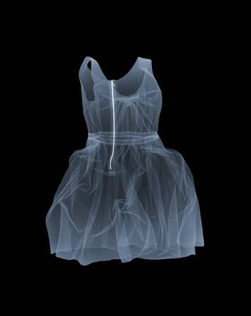 Nick Veasey-Lanvin Dress_C-type Print