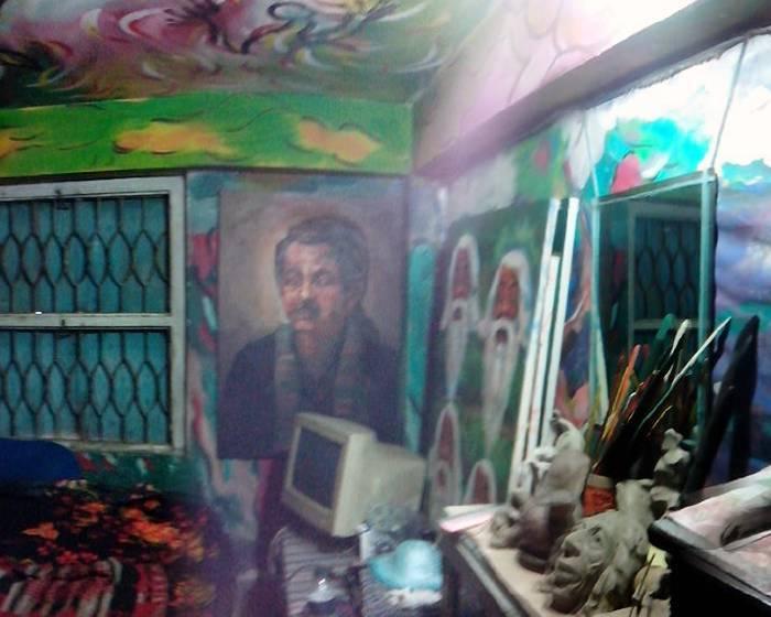 齁空間【藝術脫殼-藝術與觀察生產系列】從肌肉男到泰戈爾—孟加拉現當代藝術切片