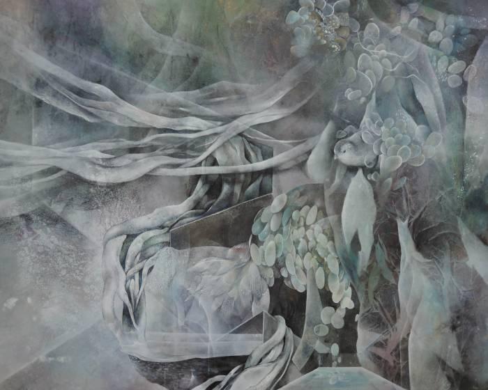 金車文教基金會【潛行夢境】張玉穎繪畫展