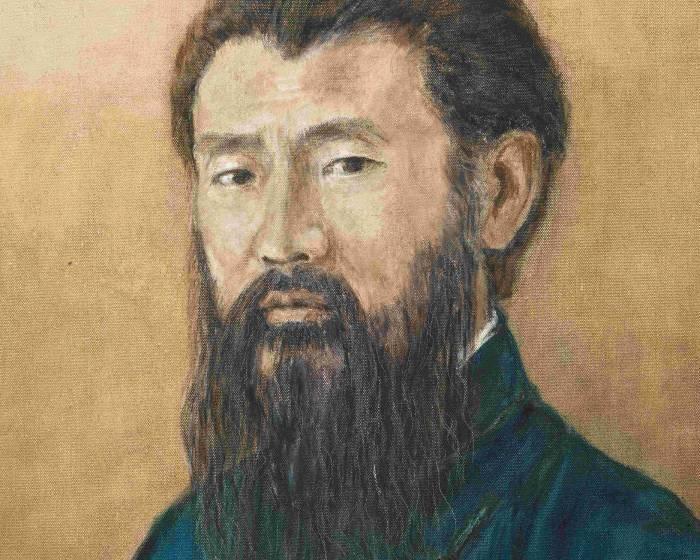 國立歷史博物館【滄海遺珠】徐寶琳遺作展
