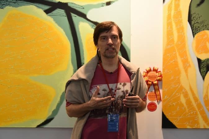 「2017國際藝術家大獎賽」首獎一名可獲台北新藝術博覽會兩個展位。
