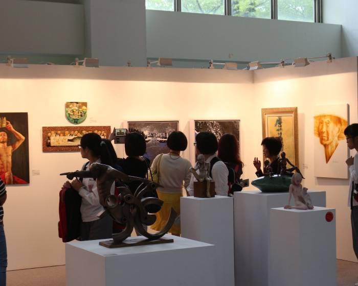 台北新藝術博覽會:2017國際藝術家大獎賽