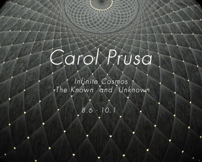 Bluerider ART【《Infinite Cosmos》】Carol Prusa