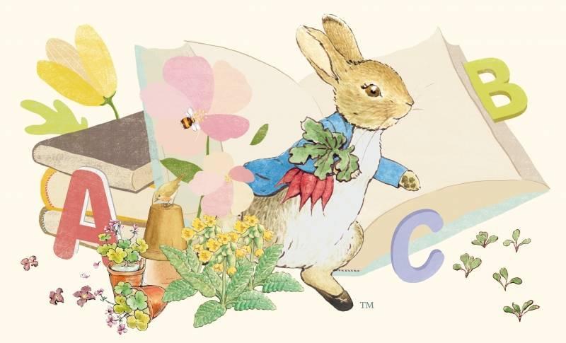 大班折纸步骤图小兔