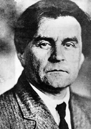 Kazimir Malevich。圖/取自Wikipedia。
