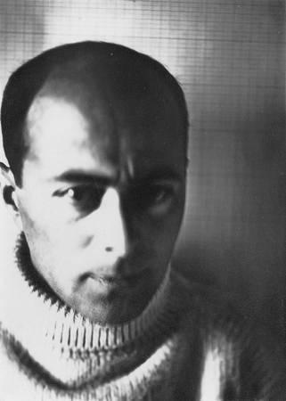 El Lissitzky。圖/取自Wikipedia。