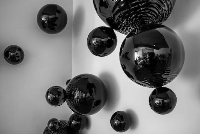未知的圆周_直徑10~80cm_不鏽鋼,烤漆_2015