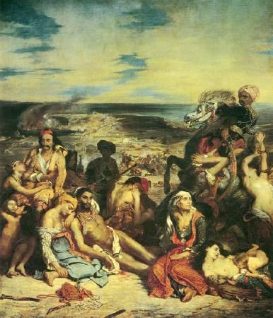 安格爾,希阿島的屠殺