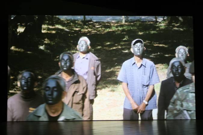 許家維《廢墟情報局》。圖/ 非池中藝術網 攝。