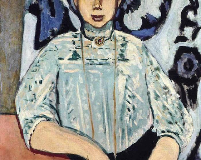 馬諦斯知名肖像畫偷來的? 英國國美館被告