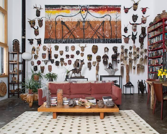 非主流藝術的突現: Randall Morris與Shari Cavin的素人藝術收藏