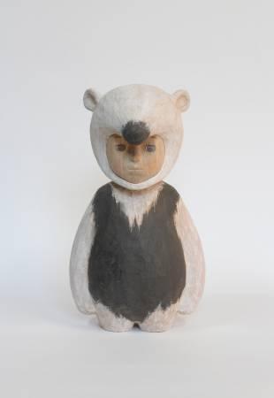 小泉悟 Satoru KOIZUMI_Child anteater