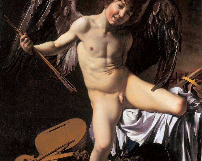 上傳卡拉瓦喬裸體畫  帳號被臉書停權