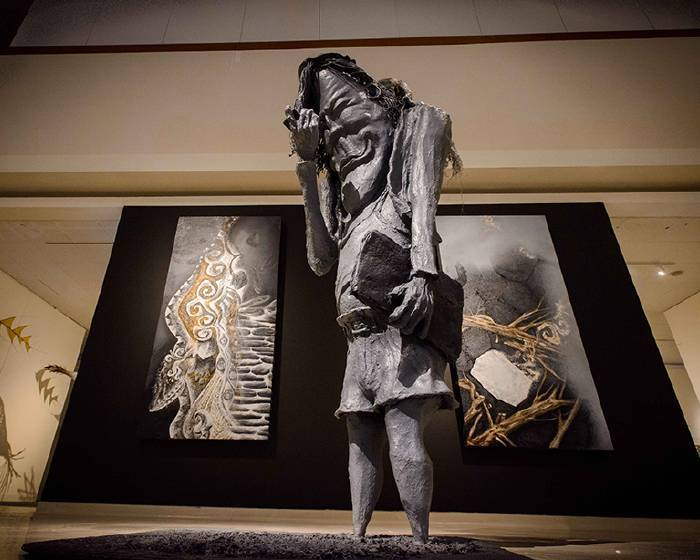 高雄市立美術館【2016 Pulima 藝術獎】O loma no adingo靈魂的所在