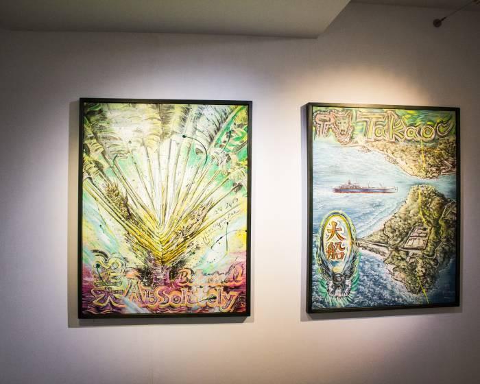 VT Artsalon 非常廟藝文空間:【海島/港都好男兒的海洋追尋 ─ 李俊賢個展】