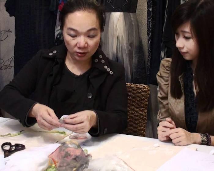 非池中藝術網 | 藝術線上學習 :布畫藝術 徐秋宜