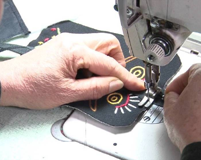 非池中藝術網│藝術線上學習: 手縫繡藝術 曾春子