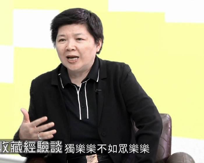非池中藝術網│池中人物面對面: 劉月桂(1/2)