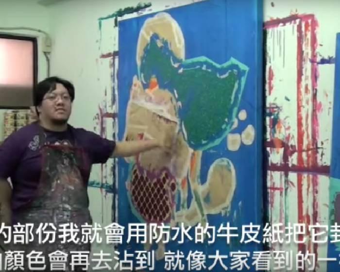 藝言堂叩應區:2009/10/6- 10/19 主持人 - 廖堉安