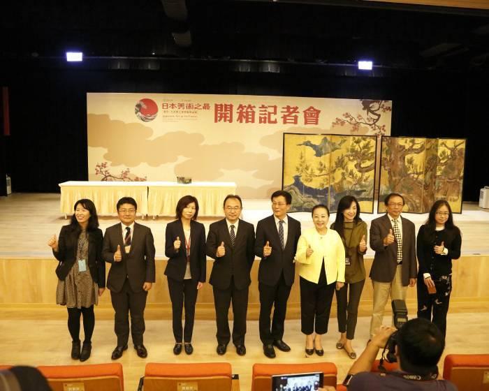 故宮南院【日本美術之最】東京、九州國立博物館精品展
