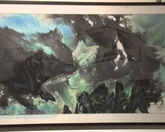 藝文直擊─ 【 THE 201 ART : 五月與東方畫會收藏展】
