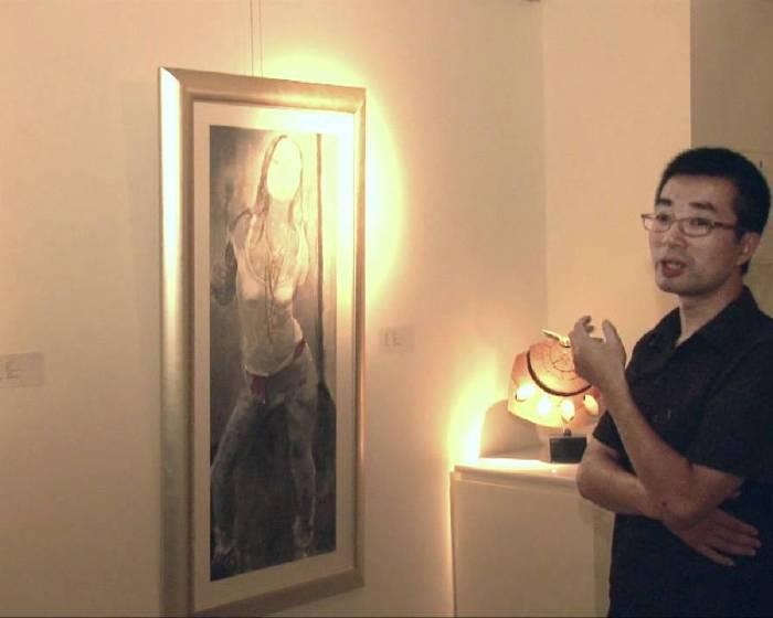 非池中藝術網 | 藝文直擊:【李詩文】 _ 繪畫者的心靈獨白