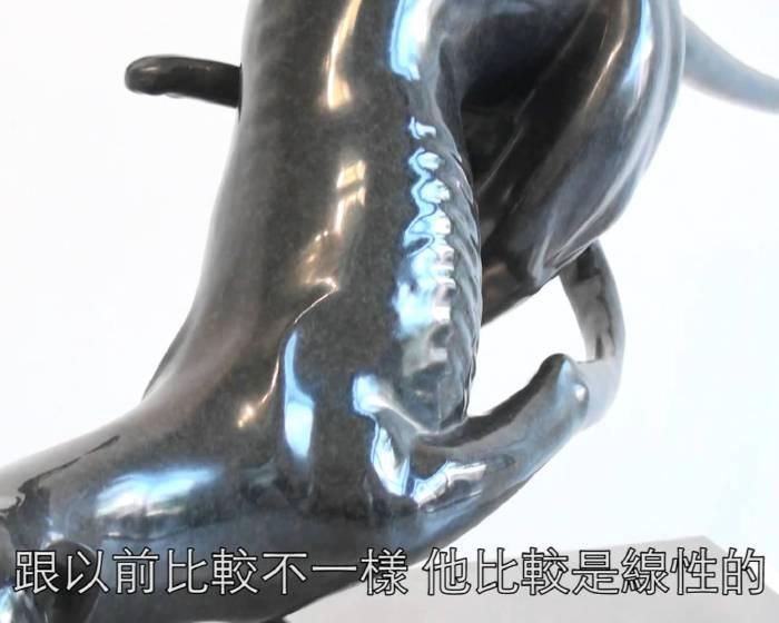 藝文直擊:開幕花絮【威廉藝術空間:2010年彭光均個展】