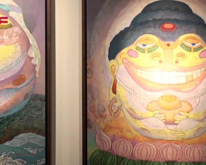 藝文直擊:寒舍空間 2010寒舍秘笈-新世代年度展當代水墨
