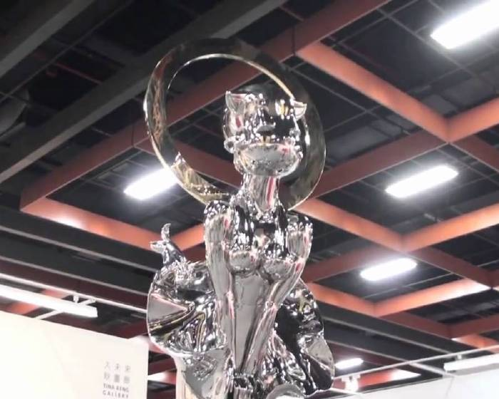藝文直擊:【2010台北國際藝術博覽會】