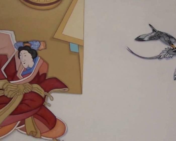 藝文直擊:大未來耿畫廊【織夢十年】靜思物語-朱禮銀個展