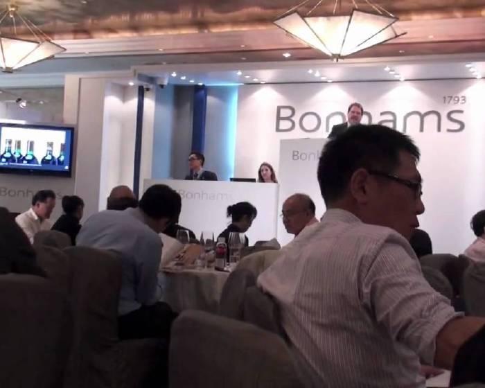 藝文直擊 :【伊斯特香港春拍】 Bonhams拍賣