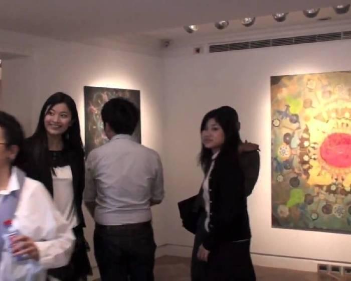 百藝畫廊:【一念萬象】洪東祿‧紅膠囊聯展