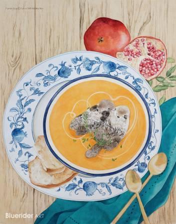 暖暖南瓜湯_Pumpkin soup_Eunice CHEUNG Wai Man