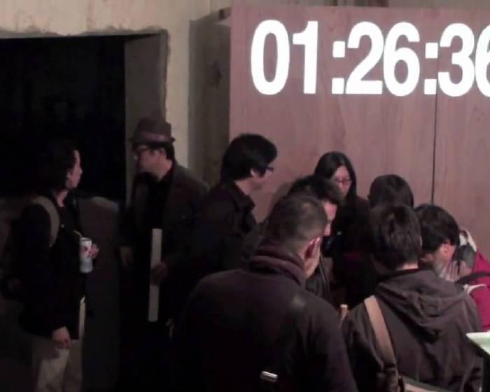藝文直擊:台北當代藝術中心-「99分鐘快閃開幕」特別報導