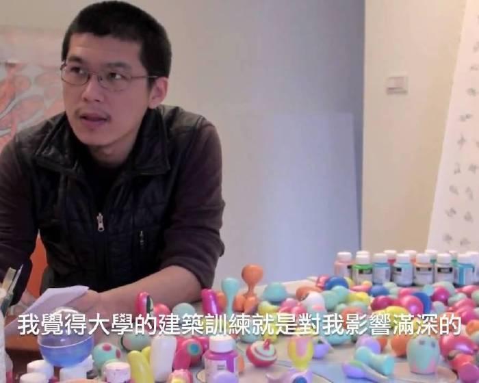 藝言堂叩應區:2010-01/05-01/25 主持人-許唐瑋