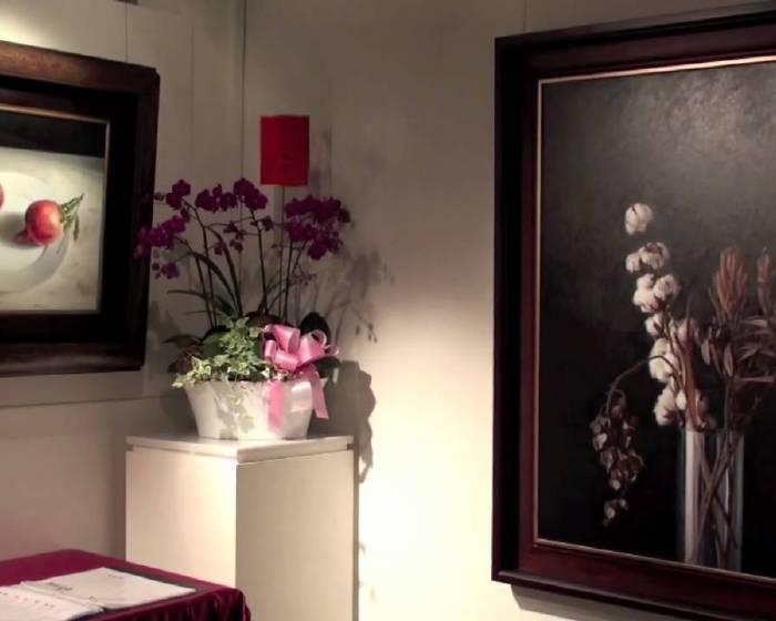 雲清藝術中心:花漾.物語-黃坤柏個展開幕花絮影片