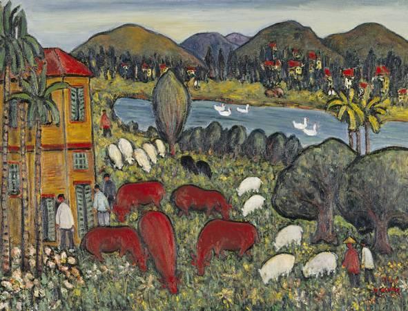 《和平之村》,1970。
