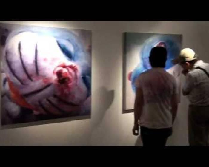 也趣藝廊:肉身童話-黃沛涵個展