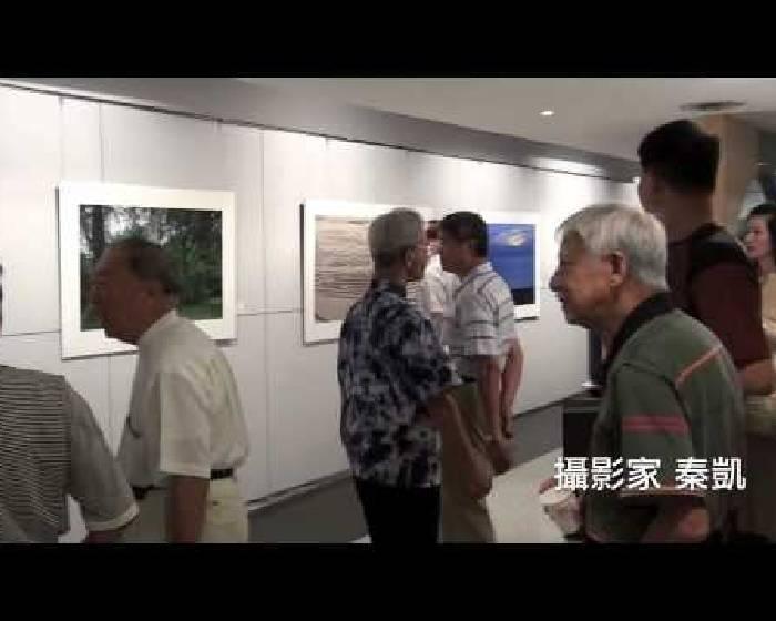 爵士藝廊:自然 黃東明2009個展-開幕花絮