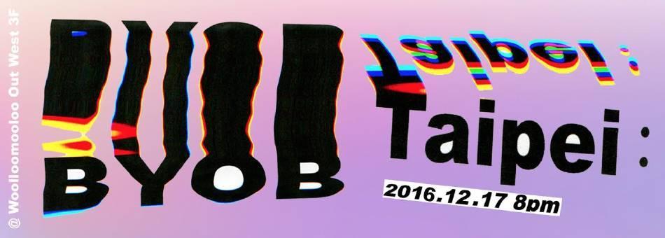 BYOB Taipei