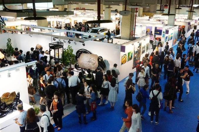 2017台北新藝術博覽會4/14(五)將於世貿三館盛大開展。