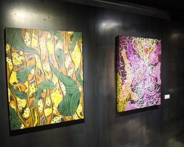 OEOE藝術空間:【這是palimo的酒 】2016 Lahok曾秉芳個展