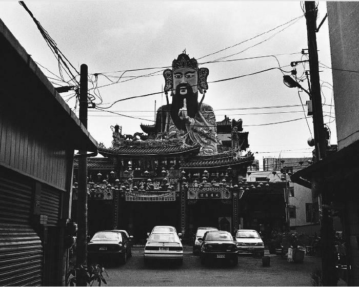 與巨神連線 姚瑞中走訪一百多座廟宇